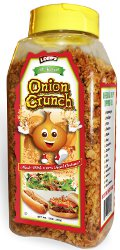 Onion Crunch Review