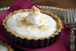 Mini Meyer Lemon Cream Pies with Cool Whip Topping ...