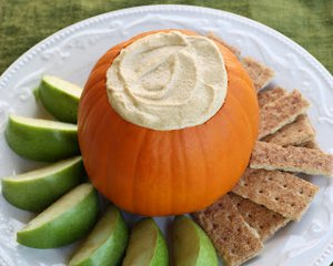 Pumpkin Party Dip