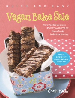 Quick and Easy Vegan Bake Sale by Carla Kelly
