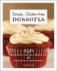 Simply... Gluten Free Desserts Cookbook review