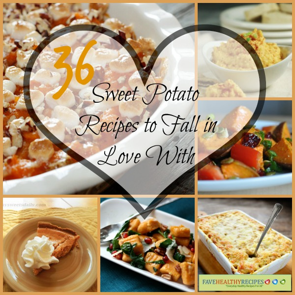 36 Sweet Potato Recipes To Fall In Love With