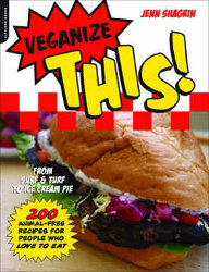 Veganize This! Cookbook Review