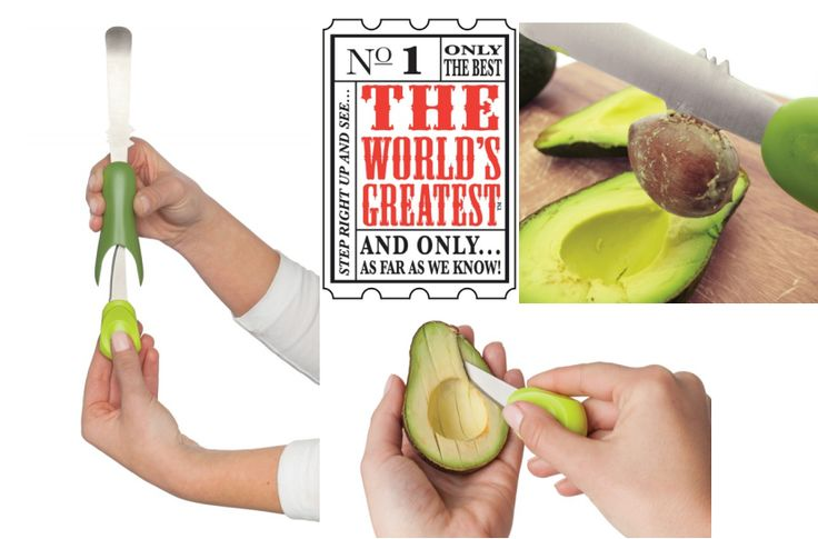 All-In-One Avocado Tool