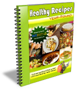 Healthy Recipes Year-Round eCookbook
