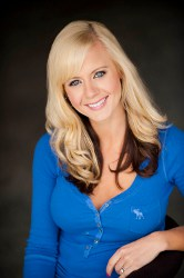 Kristine Fretwell - cookbook author, blogger, health/food/fitness columnist