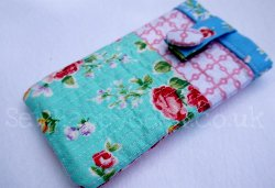Quilted iPod Holder