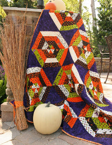 14 Halloween Quilt Patterns: Free Ideas for a Wicked Holiday