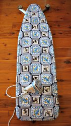 30 Minute Two Sided Ironing Board Cover