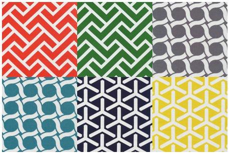 Geocentric canvas fabrics