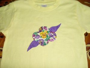 How to Applique a T-shirt