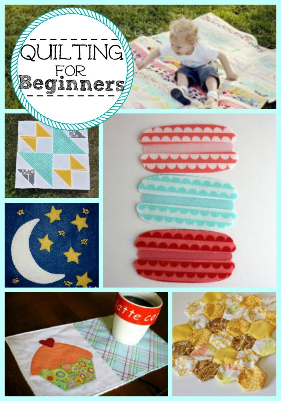 how to machine quilt beginners