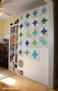 How To Make A Semi Portable Design Wall Favequilts Com