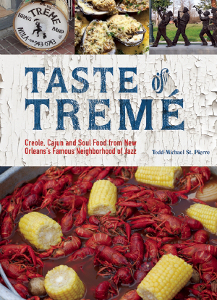 Taste of Treme Cookbook Review