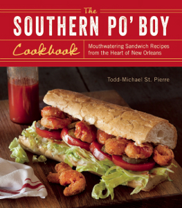 The Southern Po' Boy Cookbook Review