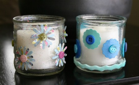 Finished Votives