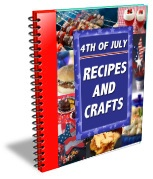 4th of July Recipes and Crafts eBook