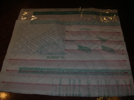 American Flag Placemat 6