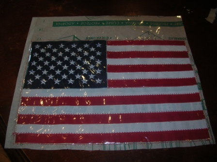 American Flag Placemat 9