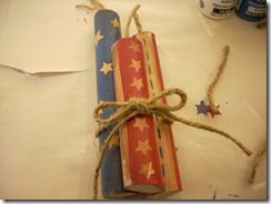 July 4th Firecracker Decorations 14