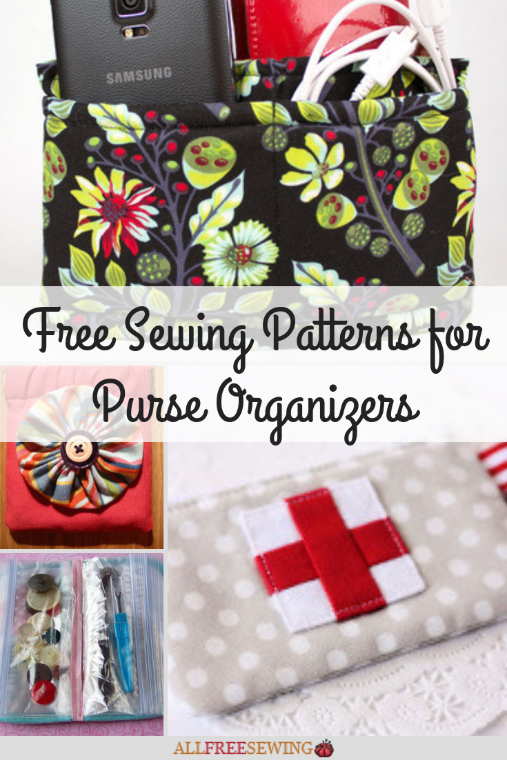 f8ad513ba8 15+ Free Sewing Patterns for Purse Organizers