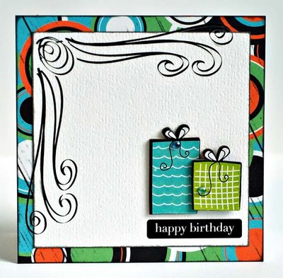 Quick And Easy Birthday Card Favecrafts