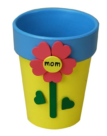 Mother's Day Garden Pot