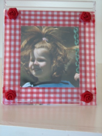 CD Case Picture Frame 5