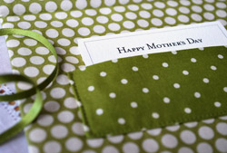 Mother's Day Voucher Wrap