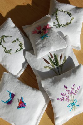 Mother's Day Sachets