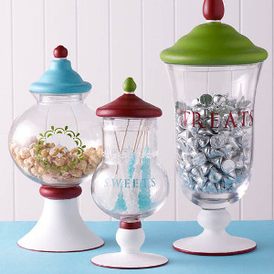 The Dreamiest Treat Jars