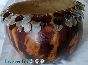 How to Make a Gourd Bowl