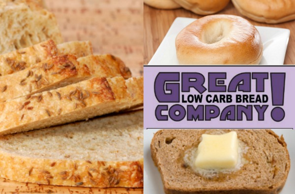 Great Low Carb Bread Company Food Review