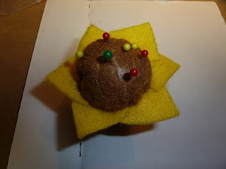 K-Cup Flower Pin Cushion