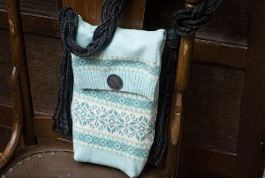 Ugly Sweater Purse