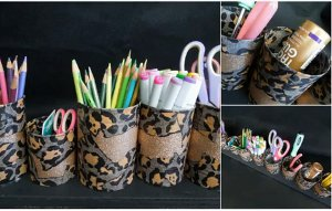 tin can organizer