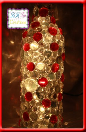 Illuminated Wine Bottle Favecrafts Com