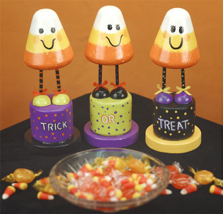 Candy Corn Friends
