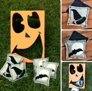 Fun Fall Bag Toss Game