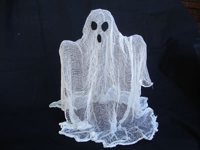Ghost Centerpiece