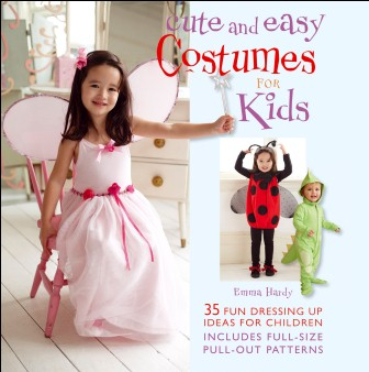 Cute and Easy Kids Halloween Costumes Book