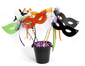 Homemade Halloween Masks | FaveCrafts.com