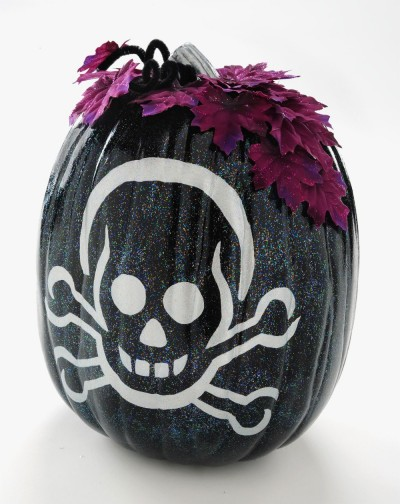 Halloween Pumpkin Patterns: Pirate Pumpkin