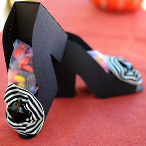 Witch Heels Candy Favors