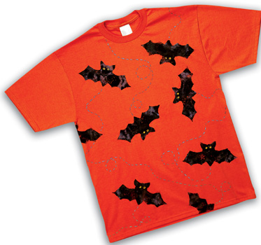 halloween t shirts 334 diy ideas the ultimate guide favecrafts 30526