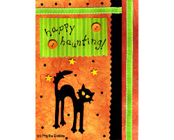 Hallowen Greeting Card