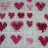 Hearts of Many Yarns Afghan
