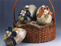 Antique Crackle Eggs