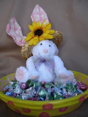 Easter Candy Dish