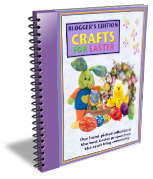 Easter Crafts eBook: Blogger Edition
